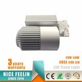 Ra preto/branco da microplaqueta 45W do CREE da cor: 80/90 de luz da trilha do diodo emissor de luz da ESPIGA