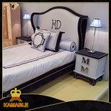 Iluminação de aço decorativa da tabela do quarto de convidado do hotel (KA001001)