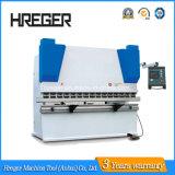 Máquina superior del freno de la prensa del CNC de 2017 ventas