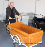 A caixa carreg Trike com tamanho diferente