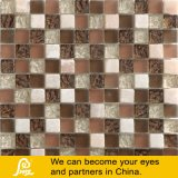 8mm Marmormischungs-Kristallmosaik für Wand-Dekoration-Marmor-Mischungs-Serie (Marmormischung 06/07/08/09)
