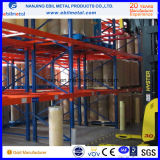 Double Deep Warehouse Pallet Rack Systems (EBILMetal-DDPR)