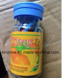 Os comprimidos aptos da dieta da perda de peso do citrino com rapidamente perdem 20lbs