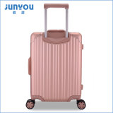 Saco de alumínio /Luggage da bagagem do trole da bagagem do curso do projeto da forma estendido para Junyou