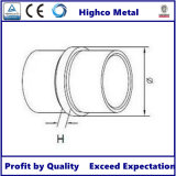 Connecteur convenable de tube de balustrade d'acier inoxydable