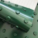공장 가격 담배 점 둥근 패턴 PVC 컨베이어 벨트