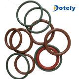De rubber O-ringen van het Silicone van Pakkingen en van Verbindingen