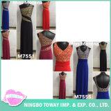Robes formelles de longue de robe de mode usure bon marché de soirée pour des femmes