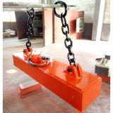 Eletro ímã de levantamento do guindaste para segurar a placa de aço