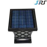Indicatore luminoso fissato al muro solare impermeabile esterno di alta luminosità LED di vendita calda