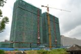 Kraan van de Toren van de Apparatuur van de bouw de Hydraulische