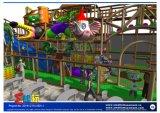 Парк атракционов игры рационализаторства с сражением шарика
