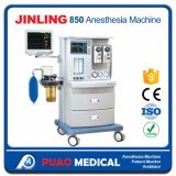 Máquina avançada chinesa da anestesia Jinling-850