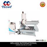 Gravador /CNC de /CNC da máquina do CNC de 4 linhas centrais que corta o router do CNC da maquinaria (VCT-SR1530HD-ATC)