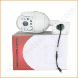 Fuoco automatico esterno IP66, Awb, Agc, Blc della macchina fotografica del IP di Mvteam PTZ