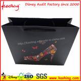 Sacola de embalagem de plástico / papel personalizada / Bolsa de papel de design especial