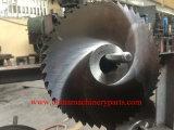 o entalho do aço de alta velocidade de 125X2mm considerou para a estaca do metal