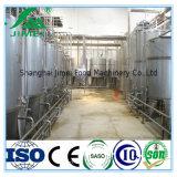 Ligne de production automatique de machine à faire du yaourt automatique commerciale