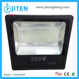 Indicatore luminoso di inondazione esterno del LED 200W AC85-265V 20000lm PF>95 CRI>80 IP65 impermeabile