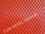 Diamant betätigte Stahlbleche/den Diamanten geprägt gerunzelt Roofing Blatt