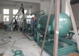 2 toneladas de planta de recicl Waste do petróleo de motor de /Day