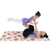 Stuoia durevole di yoga della pelle scamosciata