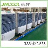 Desenho portátil de refrigerador de ar evaporativo com 3 almofadas de coo