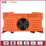 1kw/2kw/3kw/4kw/5kw/6kw 관제사를 가진 순수한 사인 파동 잡종 태양 에너지 변환장치