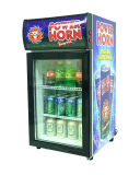 Охладитель встречной верхней части холодильной камеры напитка магазина Convinent с Ce, CB, ETL, сертификатом Meps
