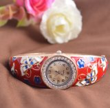 Het Horloge van de Armband van de Dames van de manier (NNK01)