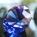 diamante falso barato tamaño pequeño del vidrio cristalino de 20m m