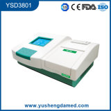 Programa de lectura calificado multilingüe Ysd3801 de Microplate de la pantalla táctil alto