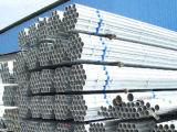 Geschweißtes heißes galvanisiertes Stahlrohr Gr.-B ASTM A53