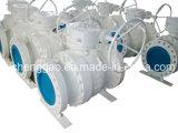 Valvola a sfera ad alta pressione del acciaio al carbonio