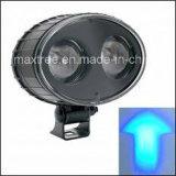 Lumière bleue neuve de chariot élévateur de configuration de flèche de lumière de sûreté de traiter matériel de DEL