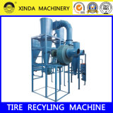 Machine van het Recycling van de Band van de Separator van de Vezel van Cqf van Xinda de Ruwe