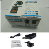 """Un magnetoscopio DVR di a buon mercato 2.4 """" Digitahi dello schermo dell'automobile della scatola nera della macchina fotografica Rotable dell'automobile con un angolo di 120 gradi, videocamera portatile LED DVR-2441 del precipitare di visione notturna 6PCS"""