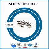 bola de acero de la bicicleta de la bola de acero de carbón de 3m m 5m m 6m m