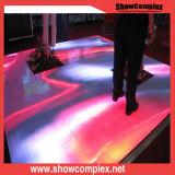 Afficheur LED polychrome de Dance Floor de l'utilisation P8 de location
