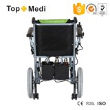 Sedia a rotelle leggera eccellente di mobilità di energia elettrica di Topmedi