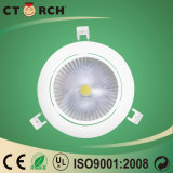 AC100~ 240V LED를 가진 16W 옥수수 속 LED Downlight는 아래로 점화한다