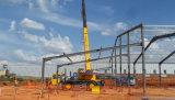 Almacén de almacenaje de la estructura de acero