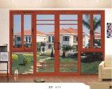 الصين [غنغزهوو] مصنع ألومنيوم زجاجيّة صنع وفقا لطلب الزّبون باب ونافذة لأنّ مكتب تصميم