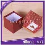 Cajas De Lujo Personalizadas Rígidas Cajas De Regalo De Chocolate Rojo