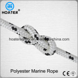 Dérivation Tressé Polyester Bateau Sailing Rope Marine Rope 10mm