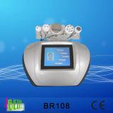 Hohlraumbildung-Karosserie, die +RF Laser-Haut-Schönheits-Maschine abnimmt