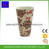Cuvettes et tasses heureuses de fibre d'usine de vie de fibre en bambou