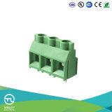Разъем винта PCB низкого напряжения тока 0.2-4mm Pluggable