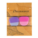 Le maquillage de Dreammaker New 2PCS Beauty Ladies Powder Puff