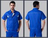 O estilo da forma protege o uniforme do trabalho do algodão do Workwear